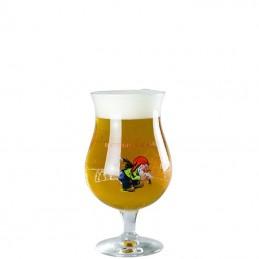 Verre à bière Belge Chouffe 33 cl