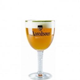 Verre Bière de l'Abbaye de Maredsous