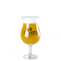 Verre à Bière du nord 3 Monts 25 cl