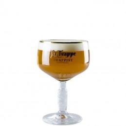Le verre à bière Trappe 25 cl