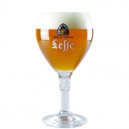 Verre à bière Abbaye de Leffe  50 cl