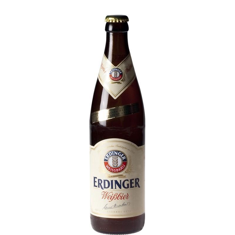 Bière allemande Erdinger 50 cl