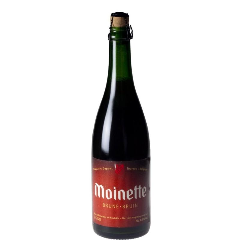 Bière Belge Moinette Brune 75 cl