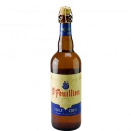 Bière Belge Saint Feuillien Triple 75 cl