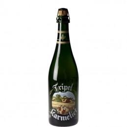 Bière belge Karméliet Triple 75 cl