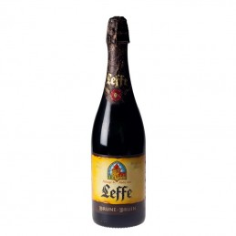 Bière Belge Abbaye de Leffe Brune 75 cl