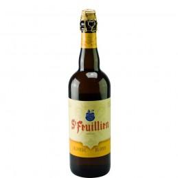 Bière Belge Saint Feuillien Blonde 75 cl - Bière Belge