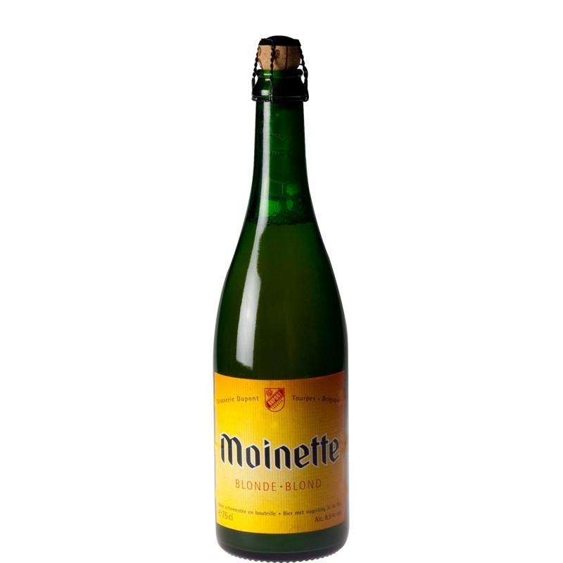 Bière Moinette Blonde 75 cl - bière Belge