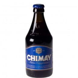 Bière Trappiste Chimay Bleue 33 cl - Bière Belge