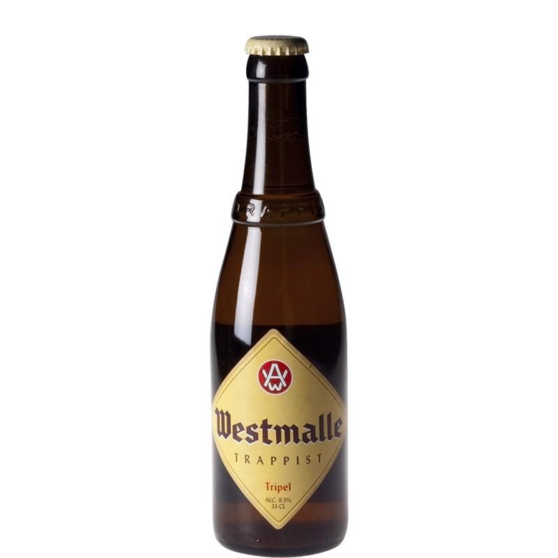Bière Trappiste Westmalle Triple 33 cl