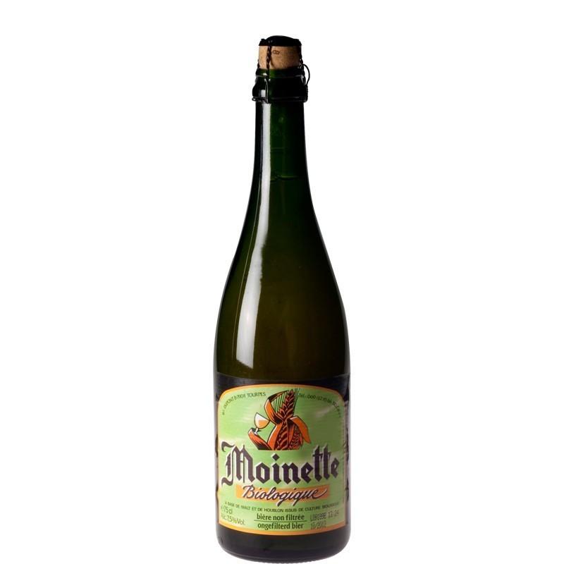 Bière Belge Moinette Bio 75 cl - Bière Belge