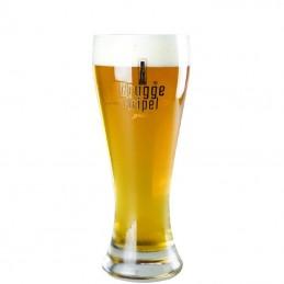 Verre à bière Brugse Triple 33 cl