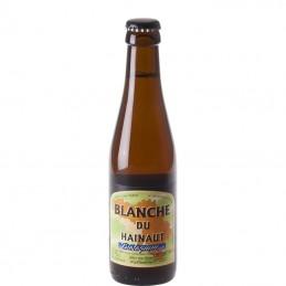 Bière Belge Blanche du Hainaut bio 25 cl