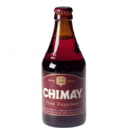 Bière Trappiste Chimay rouge 33 cl - Bière Belge