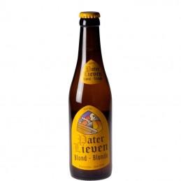 Bière Belge Pater Lieven blonde 33 cl - Bière Belge