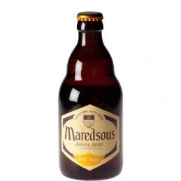 Bière Belge Abbaye de Maredsous blonde 33 cl - Bière Belge