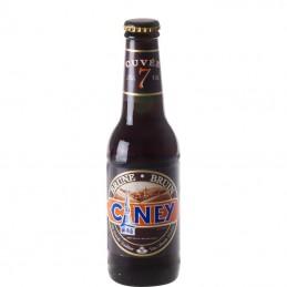 Bière Belge  Ciney brune 25 cl