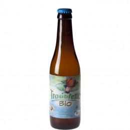 Bière Belge Troublette bio 33 cl