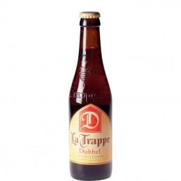 Bière Trappiste Trappe brune 33 cl - Bière Hollandaise