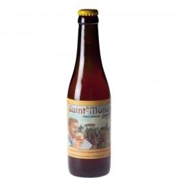 Bière Belge Saint Monon ambree 33 cl