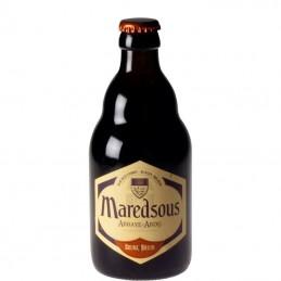 Bière Belge Abbaye de Maredsous brune 33 cl