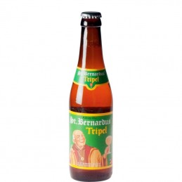 Bière Belge Saint Bernardus triple 33 cl