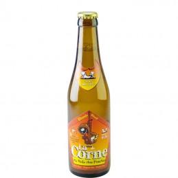 Bière Belge Corne du bois des Pendus Blonde 33 cl