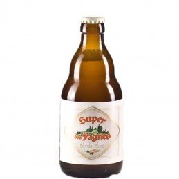 Bière Belge Super des Fagnes blonde 33 cl