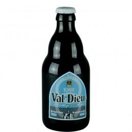 Bière Abbaye de Val Dieu blonde 33 cl - Bière Belge