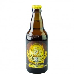 Bière Belge Abbaye de Grimbergen blonde 33 cl