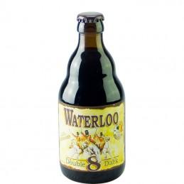 Bière Belge Waterloo Double 33 cl