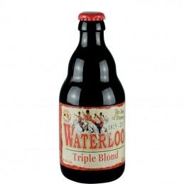 Bière Belge Waterloo triple 33 cl