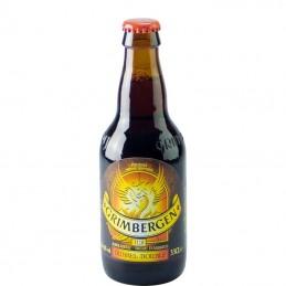 Grimbergen brune 33 cl - Bière Belge