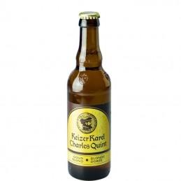 Bière Charles Quint blonde 33 cl - Bière Belge