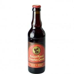 Bière Belge Charles Quint ruby 33 cl