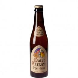 Bière Belge Pater lieven triple 33 cl