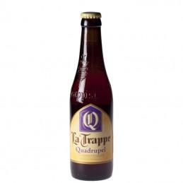 Bière Trappiste Trappe quadruple 33 cl - Bière Hollandaise