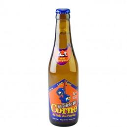 Bière Belge Corne du bois des Pendus Triple 33 cl