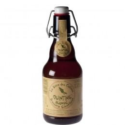 Bière Belge Quintine blonde 33 cl