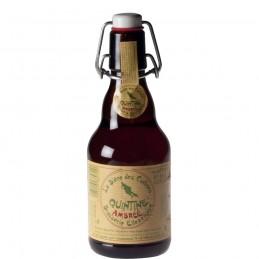Bière Belge Quintine ambree 33 cl