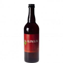 Bière Saint Glinglin ambrée 75 cl - Bière du Nord