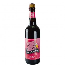 Bière Belge Rince Cochon rouge 75 cl - Bière Belge