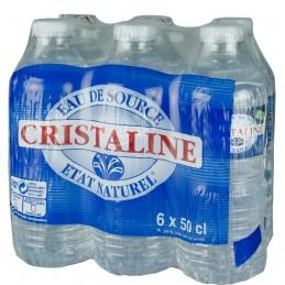 Cristaline 12X50 cl Pet -...