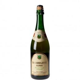 Bière Choulette Blonde 75 cl