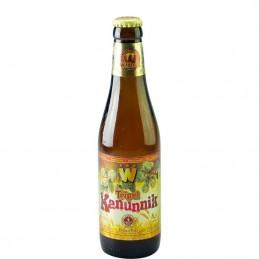 Bière Belge Kanunnik 33 cl