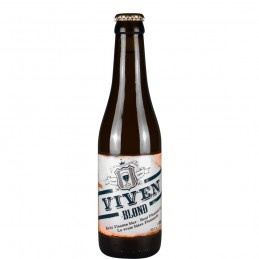 Bière Belge Viven Blonde 33 cl