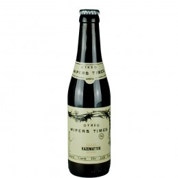 Bière Belge Wipers Times 33 cl