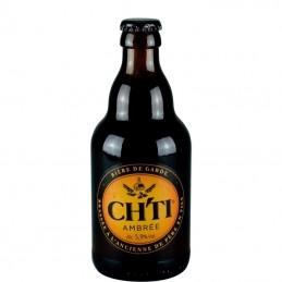 Bière du Nord Ch'ti Ambrée 33 cl