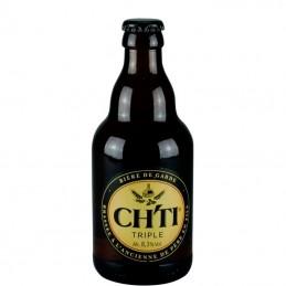 Bière du Nord Ch'ti Triple 33 cl