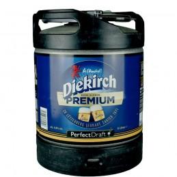 Mini-Fût Diekirch Prénium 6 litres (Perfect Draft)